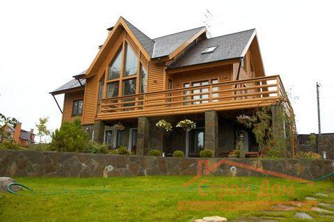 Строительство деревянных домов и с х